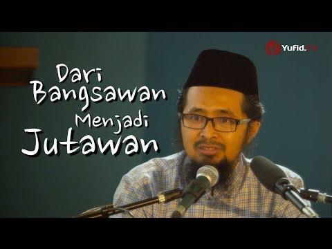 Pengajian Bisnis Islami: Dari Bangsawan Menjadi Jutawan - Dr. Muhammad Arifin Badri