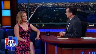 Ana Gasteyer Plays The Meanest Woman In The World