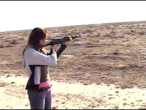 AK47 Full Auto Yugo M70ab2 & Tannerite