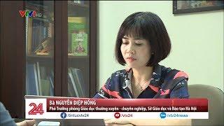 Sở GD&ĐT Hà Nội phản hồi về trung tâm đa cấp lừa đảo sinh viên - Tin Tức VTV24