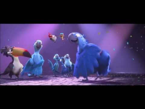 Rio 2 - Teaser Trailer A HD