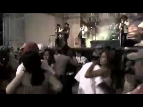 Baile con Monarcas del Valle en Villa de Cos
