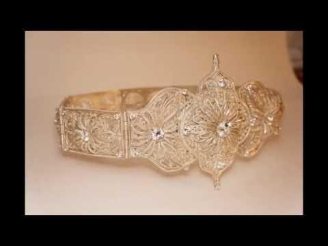 Чечено- Ингушский Свадебный пояс процесс изготовления