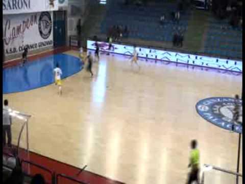 Serie A/2 B 2011/2012 – 15.10.2011: Cogianco Genzano – Frosinone 8 – 1 Servizio