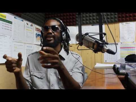 Andrae Wang Carter interview on RJR Jamaica Radio (Part 2)
