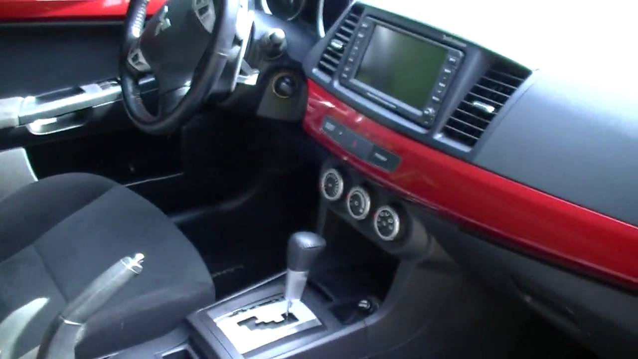 My Custom Mitsubishi Lancer Youtube