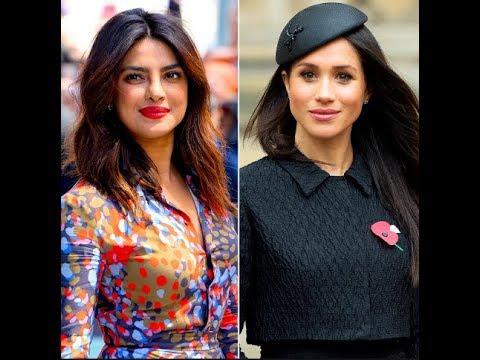 Meghan Markle & Priyanka Chopra no more friends now? thumbnail