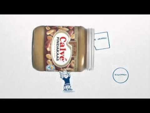 Unilever Calve Pindakaas commercial