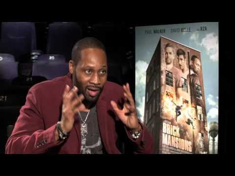 BRICK MANSIONS Interview: RZA sits down with Andrew Freund