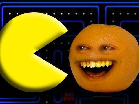 Annoying Orange - Pacmania