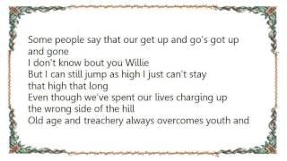 Watch Waylon Jennings Old Age And Treachery video