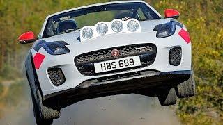 Jaguar F Type Rally Car 2020 Fia Spec