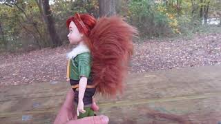 Unboxing the Marvel Rising Squirrel Girl Doll