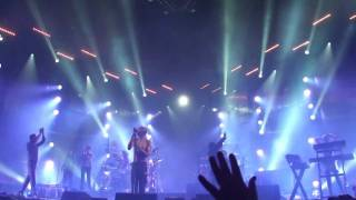 Faithless - We Come One 1 [HD + HQ] Live 26 11 2010 Ahoy Rotterdam Netherlands