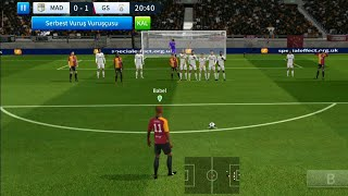 GALATASARAY - REAL MADRİD ! ŞAMPİYONLAR LİGİ DREAM LEAGUE SOCCER 2019