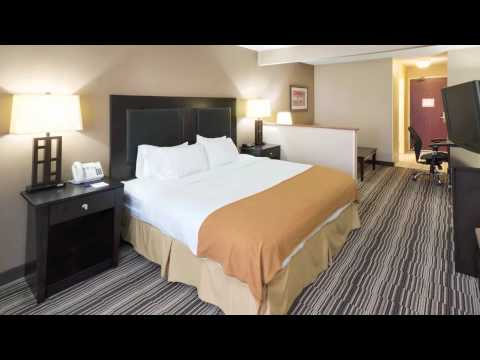Holiday Inn Express Hotel Burlington - Burlington, Iowa
