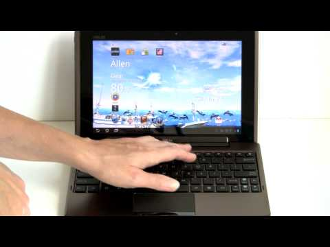 Asus Eee Pad Transformer Keyboard Dock Review