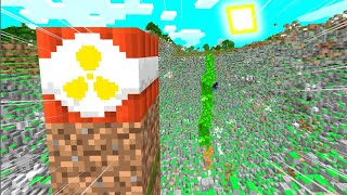 WARNING: THIS TNT WILL DESTROY EVERYTHING IN MINECRAFT!