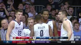 #BIGEASThoops Highlights: Butler vs. St. John