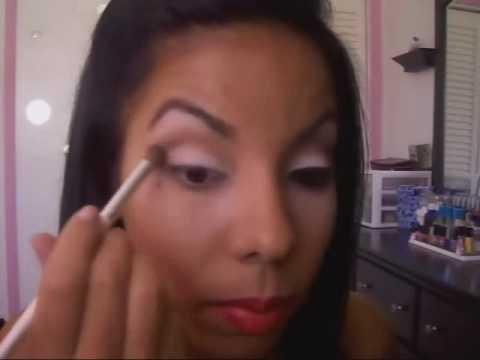 "Nicki Minaj ""Your Love"" Official Music Video Inspired Makeup"