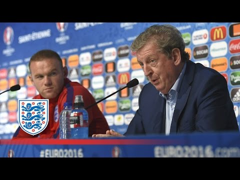 Hodgson on change to England squad v Slovakia & Rooney on new midfield role | FATV News