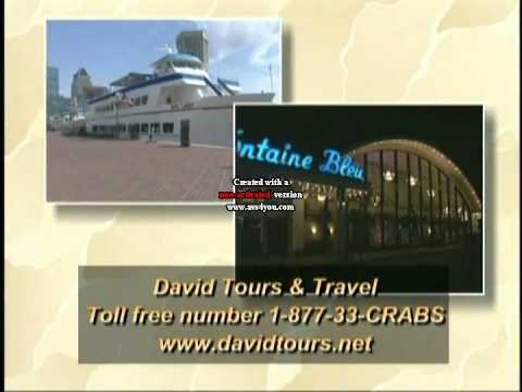 David Tours & Travel Baltimore Seafood Feasts