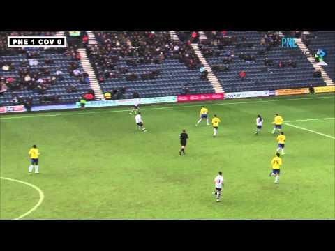 Highlights: Preston v Coventry