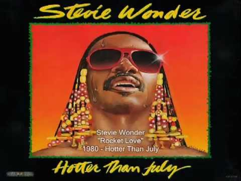 Stevie Wonder - Rocket Love