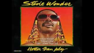 Watch Stevie Wonder Rocket Love video