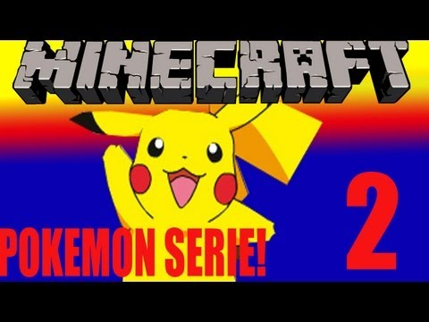 Minecraft 1.3.2 Mini-Serie Mods Pixelmon! Cap.2 Fails y minerales! XD