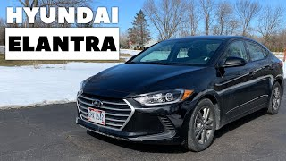 What I Love and Hate about the 2018 Hyundai Elantra SEL