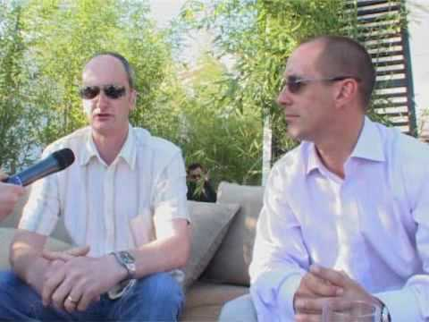 2007 Cannes Video Blog #3: Statham, Van Damme Video