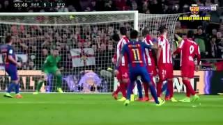 Download FC Barcelona vs Sporting de Gijón [6-1][01/03/2017][La Liga - Jornada 25] EL BARÇA JUGA A RAC1 3Gp Mp4