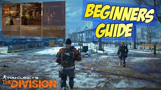 The Division 1.8.2 Update | Guide For Beginners