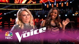 The Voice 2017 - After the Elimination: Ashland Craft & Shi