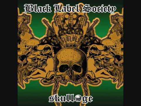 Black Label Society - Machine Gun Man