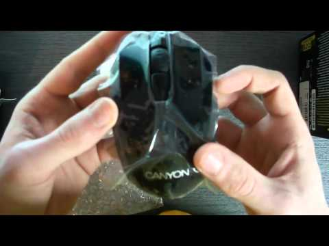 Unboxing Mouse Canyon CNR-FMSOW01 [Digitalwebcare]