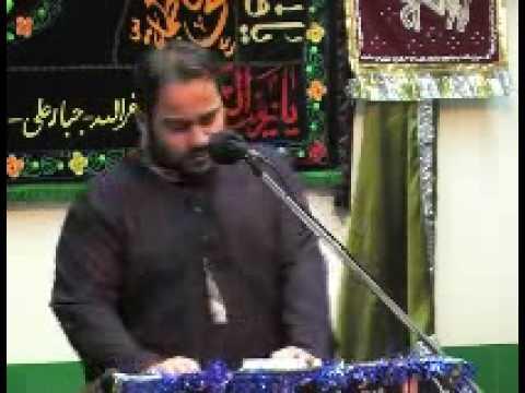 17th Rabi Ul Awwal - Jis Kisi Ko Muhammad (S.A.W) Ka Dar - Naat By Raza Mooswi - 14/03/2009