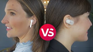 Full Comparison! AirPods 2 vs. Sony WF-1000XM3 Earbuds