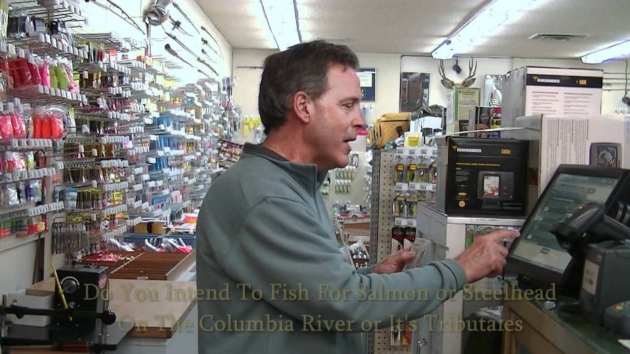 Purchasing Fishing Licenses Washington State Youtube