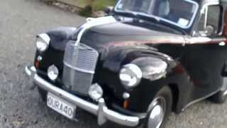 1951 Austin A40 - Waimak Classic Cars - New Zealand