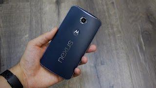 Обзор Nexus 6