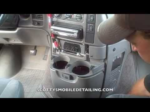 How To Remove A Astrovan Doghouse Youtube
