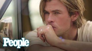 Chris Hemsworth Talks Sexy To Us | Sexiest Man Alive 2014 | PEOPLE