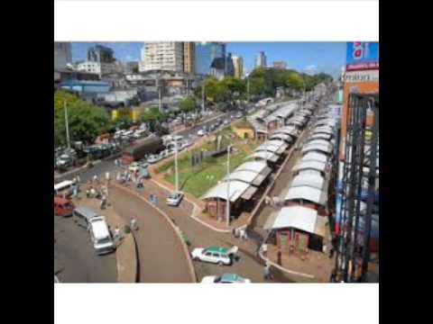 Ciudades Paraguayas vs Ciudades Bolivianas