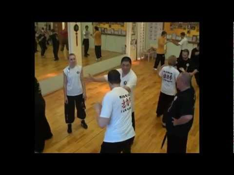Iliqchuan. Partner training. Elements of Sanshou. (CUT) Image 1