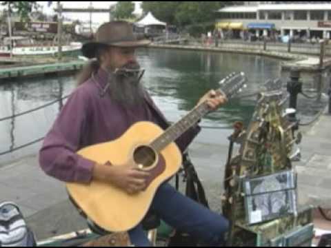 Dave Harris - One Man Band - If You Take Me Back
