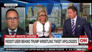 CNN Thrilled That They Forced GIF-Maker to Apologize