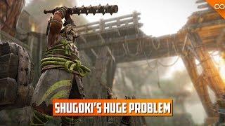 Shugoki's Huge Problem