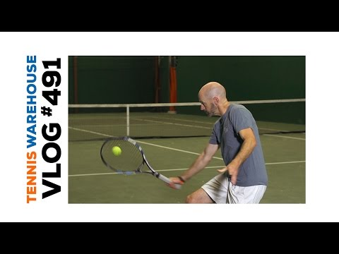 Hybrid Tennis Strings Explained - VLOG #491